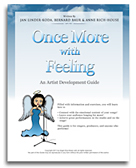 Once More With Feeling, Artist Development Guide, Singing from Actors Perspecitive E-Book from Angel Diva Music